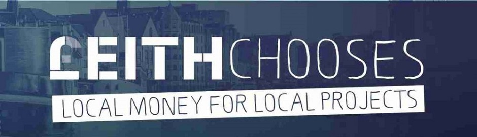 Leith Chooses: local money for local projects